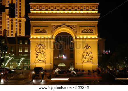 Arc De Triumph In Las Vegas