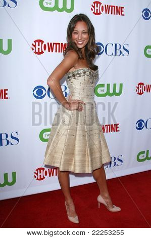 LOS ANGELES, CA - JUL 18: Aya Sumika at the CBS CW Showtime Press Tour Stars party in Los Angeles, California on July 18, 2008