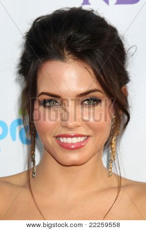LOS ANGELES - AUG 1:  Jenna Dewan-Tatum arriving at the NBC TCA Summer 2011 Party at SLS Hotel on August 1, 2011 in Los Angeles, CA