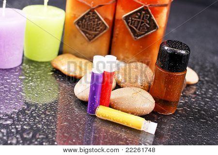 Bath Time Oils