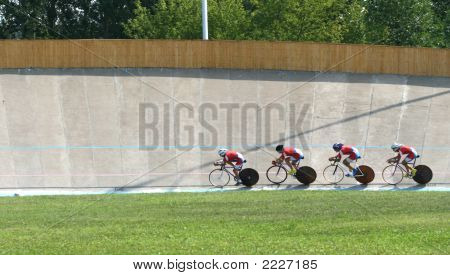 Competitions On Bicycle Races