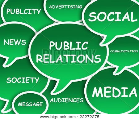 Public Relations Cloud