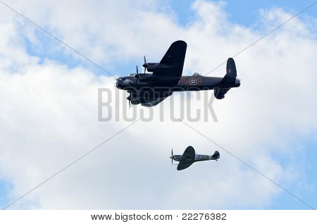 Battle Of Britiain Memorial Flight