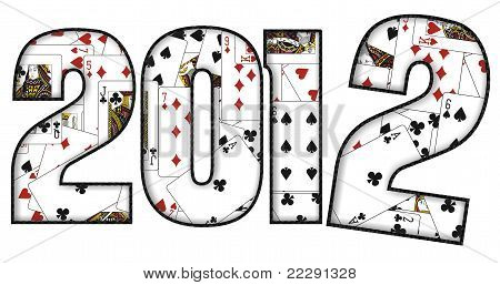2012 Design With Playing Cards