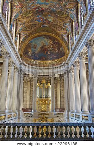 Versailles Palace Interior