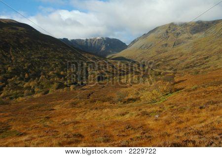 Creag Meagaidh, Scotland