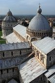 Duomo In Pisa Italy