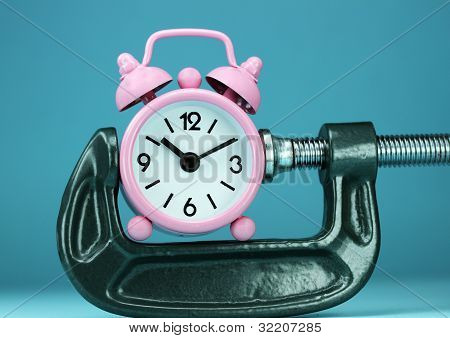 Pink Time Pressures