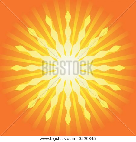 Summer Light Burst