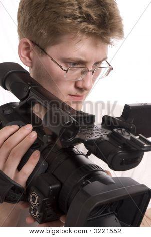 Operador de vídeo