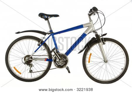 Two-Wheeled Bicycle