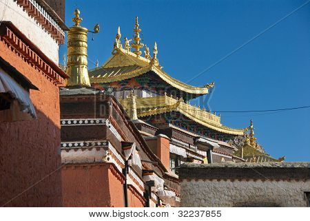 Monastery Roofs