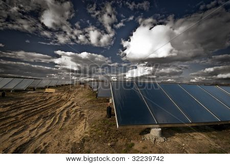 New Solar Heating Plant