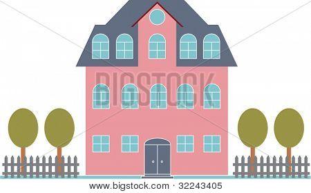 bienes raíces - parte de casa de lujo 3