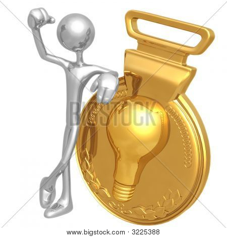 Gold Medal Idea
