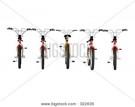 Odd Bicycles