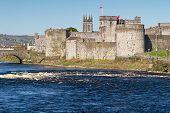 Постер, плакат: Замок короля Иоанна в Лимерике Ирландия