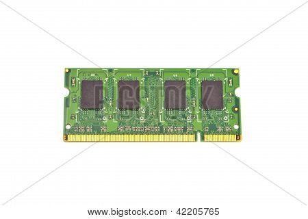Laptop Memory Card