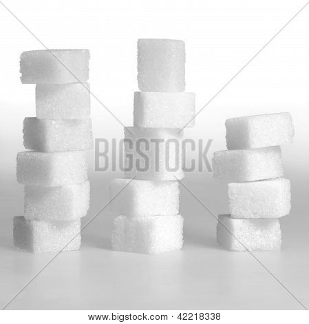 Lump Sugar Stacks