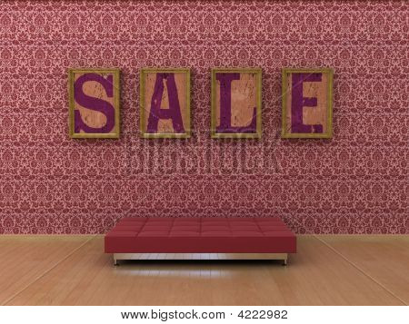 Sale Shop Window