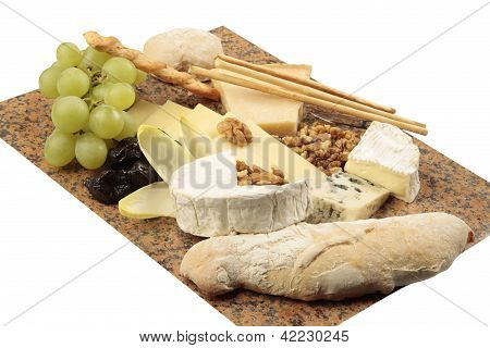 Cheese Appetizer Assortment