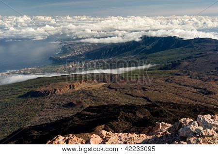 Northern Coastline of Tenerife