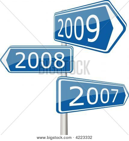 2007 2008 2009