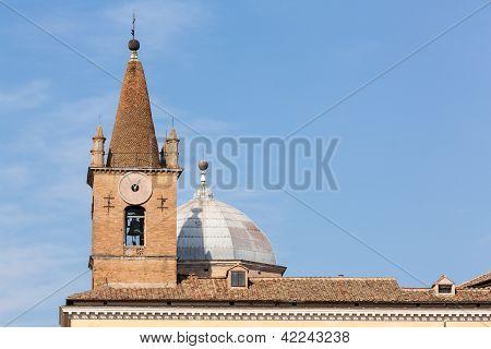 Santa Maria Del Popolo Church Rome