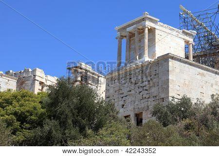 Athens Acropolis Propylaea
