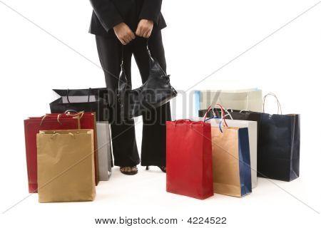 Shopping Series - Waiting