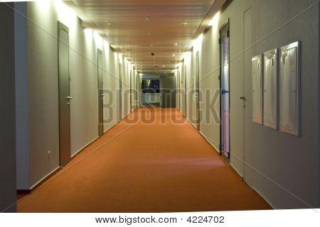 Office Coridor
