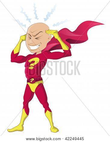 Psychic Superhero