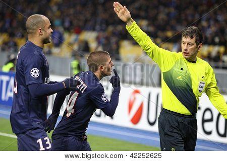 Soccer Referee Wolfgang Stark