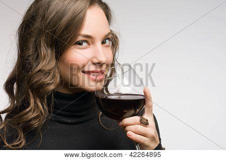 Große Weinprobe.