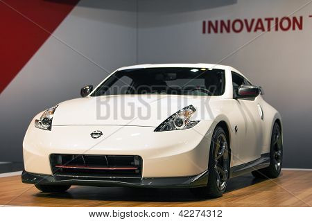 Nissan 370Z 2013 Chicago Auto Show