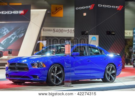 2014 Dodge Daytona Charger