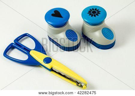 Artes y herramientas de artesanía