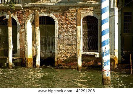 Venice, back street