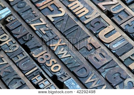 Print Letters