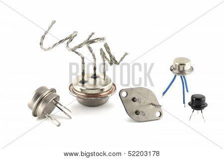 Old Transistors