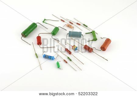 Electronic Components - Resistors