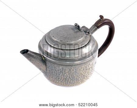 Pewter Tea Pot.