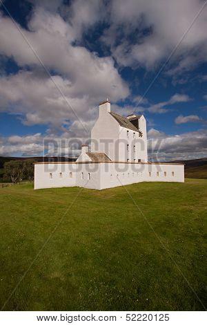 Corgarff Castle, Strathdon, Aberdeenshire, Scotland