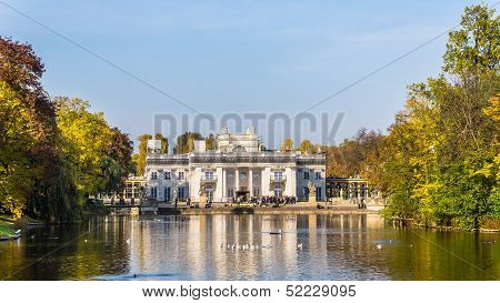 Royal Palace on the Water