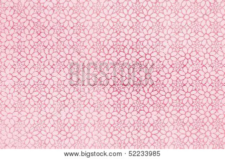 Grungy Paper Background With Classical Pattern