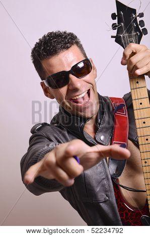 Crazy Rockstar