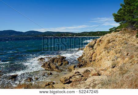 View On The  Coast La Croix-valmer