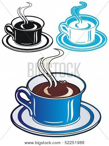 Blue Cup Coffee