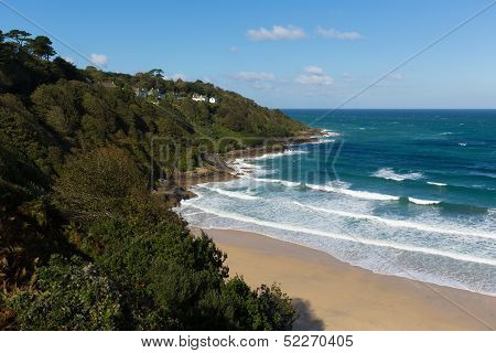 Carbis Bay Cornwall England