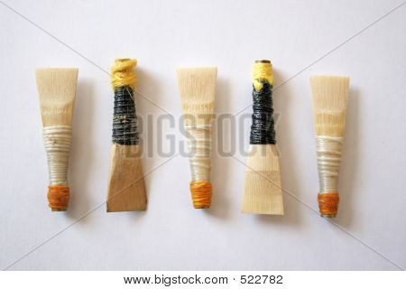 Bagpipe Chanter Reeds